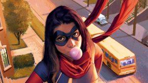 Superhero Muslim Pertama Marvel Siap Digarap, bahas yang lagi in di dunia film