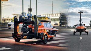 Mobil Terbang Buatan Belanda Dapat Izin untuk Mengaspal, berita lucu yang lagi in