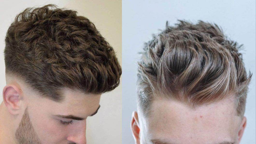 rambut pria 2021